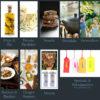 Diverse Lebensmittel für alle LowCarb Ernährungsformen
