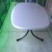 Werzalit Garten Tisch Oval