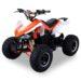 Kinder Elektro Quad S-14 Speedy Xxl 1000 Watt