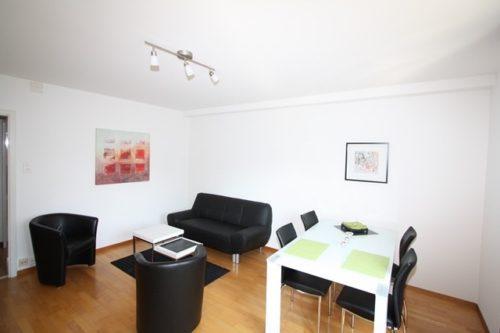 Möblierte Wohnung an zentraler Lage - Bild1