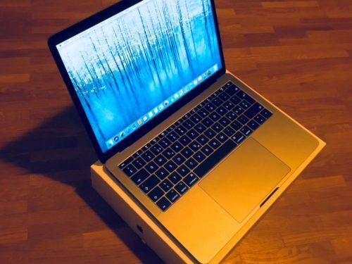 13 MacBook Pro – Space grau - Bild1