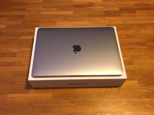 13 MacBook Pro – Space grau - Bild2