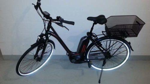 E-Bike Bergamont E-Line C-N8 FH Wave (Trekkingrad 25Km/h) - Bild1