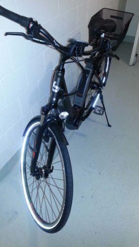 E-Bike Bergamont E-Line C-N8 FH Wave (Trekkingrad 25Km/h) - Bild3