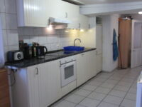 Küche ab Eingang