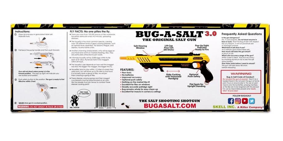 BUG-A-SALT 3.0