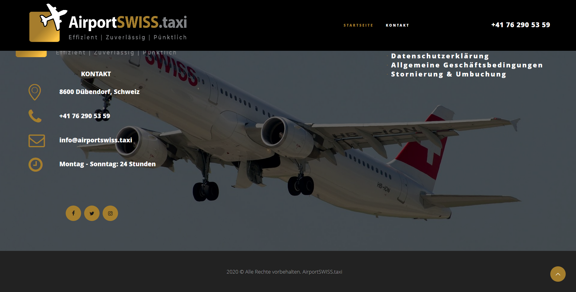 Screenshot_2020-09-15 AirportSwissTAXI – Taxi services