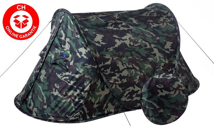 Getarntes Militär Camouflage Zelt