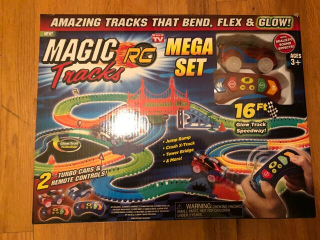 Magic Tracks RC Racer Mega Set inkl. 2 Autos